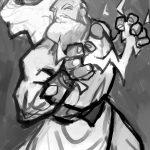 Zeus Sketches 1