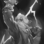 Zeus Sketches 3