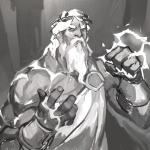 Zeus Sketches 5